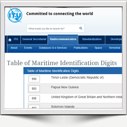 Minister unveils the Maritime Identification Digits (MID) of Timor-Leste